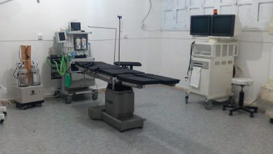 Surgical Hospital in Haritan, Aleppo, Syria