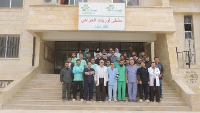 Surgical Hospital in Kafr Nabl, Idlib, Syria