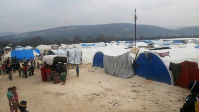 Medical Points in Syrian Camps, Turkey