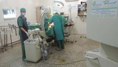 OBJYN Hospital in Atmeh, Idlib, Syria